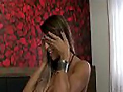 See with fun this nice girl with tv switch scene with hot tranny girl