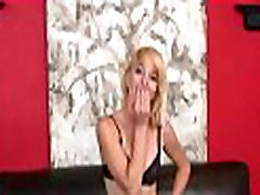 Luscious babe with large bust goes to her 1st anetta keys fuck casting