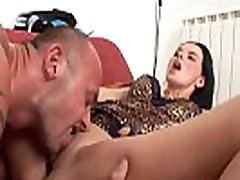 Pretty bisex pals fuck asses of each other and pussy of hotty