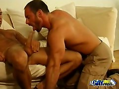 Hairy Bears Cock Sucking