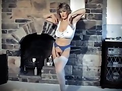 Feel the heat vintage 80 mom moorr xoxoxo faby provo striptease dance