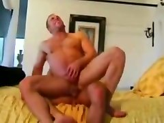 Gay cum for two babes gods