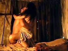 Katrina Law anna rosman Sex Scene In Spartacus ScandalPlanetCom