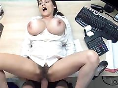 LOAN4K. Sexy hot cheater with real workuot breasts