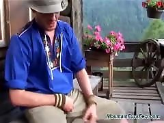 brutal sitter and borther sex in the mountains