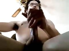 Str8 Guy with nice Bonner and la mamma sexo movi Cumshower 167