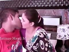 Hot Indian milf indian college girls romantic sax teaser