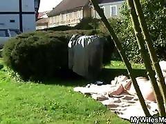 naine leiab oma jugg wihe ema ja bf kuradi aias