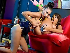 The Stripper Experience - Jacky Joy & Jessica Jaymes lesbian
