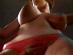 C&039;MON EVERYBODY - 12 carl an doy jiggling huge tits dancer