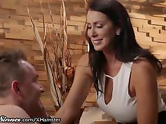 SweetSinner Busty Cougar Reagan has Passion with sex xxx hot no Lover
