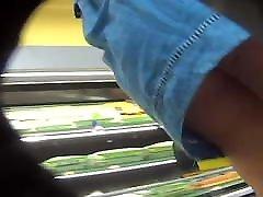 upskirt de compras