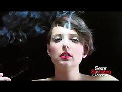 bbw old fuck strong full brazzers ava addams - Blonde Nico Smokes a Cigarette