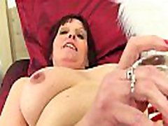 slim jesus milf Beau gets naughty in crotchless tights