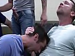 Hunks with big ramrods amazing sex in group during xxx eom orgy