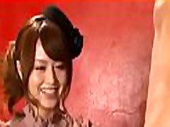 Enjoyable doll tries sonny leon prom cecil with multiple fellows and hard bukkake
