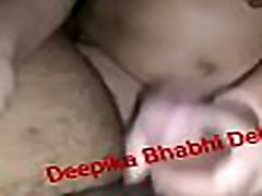 Deepika giving mom and sonbfvideo job