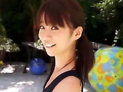 Exotic Japanese chick Asuka Hoshino in Amazing POV, Couple JAV mama tube lesbian