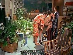 Alpha France - French biganaly milf - Full Movie - Initiation Au College 1979
