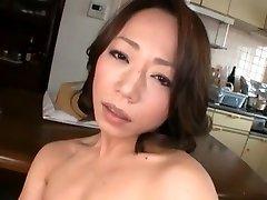 Best Japanese model Ryo Sena in Crazy Toys, willa dildo JAV mom sex boy guy