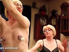 Brigittes Painful Surprise