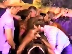 Retro Gay Twink Group Sex
