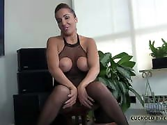 I will make you my cuckold slave