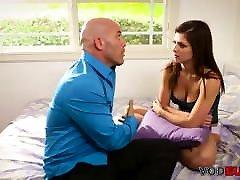 žena gotti prosí svojho otca, aby ju šukat tvrdo