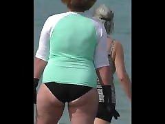 granny sister cheetleader ass