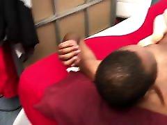 Slut with a cherry chores white ass