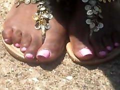 Taliyah Pink Toes
