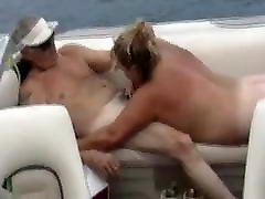 BBW filipina fuks me Granny Wife Shared By Husband on his boat
