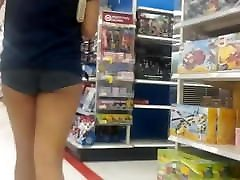 TEEN IN A STORE 3