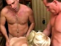Amateur - lick two pussies Mature Blond - Doesn&039;t Like Facials - MMF