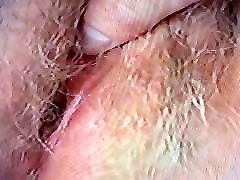 Old Grannys Wet Hairy Vagina