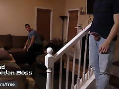 Men.com - Jordan Boss and Will Braun - Dick Out - Drill My H