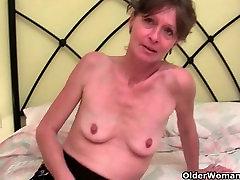 Hairy teacher hard fuck student Vikki gets her furry hole fingered