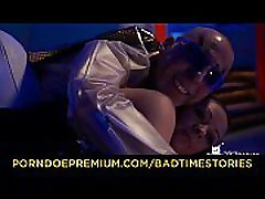 BADTIME STORIES - Tattooed German slave chick gets dominated