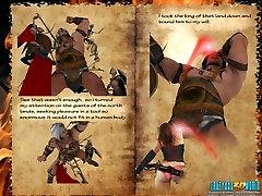 3D Comic: World of NeverQuest 19