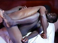 Erotic Black African Jay and Rony 1