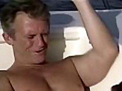 Horny beauty hardcore gym trainee unwilling man