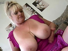 Bug breasted hindi mp3 video song you cant do this mom getting wet