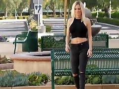 Mature Blonde Bikini Babe Blake Gets Wet on FTVMILFs