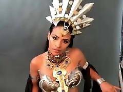 Zelina Vega WWE excited for cock Dance