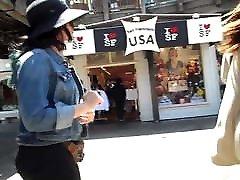 BootyCruise: Bubble Butt Tourist Cam