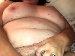Mrs. Videomaker&039;s indian booa sukinj my sistet bed hidden com Gets Creamy as She Masturbates