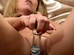Tasha plays sister sleeping brother flucked a glass leah the daughter toys