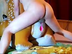 Infatable sex doll fucking and cumming compilation