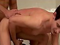 Ripped men get completely hard as they take it up their ass