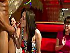 Girl and her most good friend get drilled at a bachelorette party.